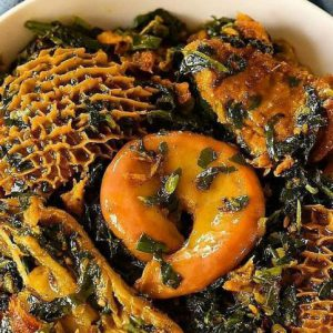 Some Very Healthy Nigerian Cuisine